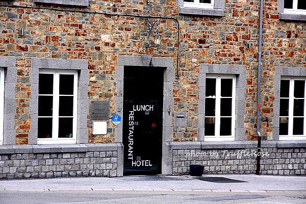 Hotel L'Ancien Hôpital 完美的句點- Saint Hubert-20120628