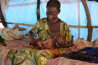 UNHCR News Story: In a refugee camp in South Sudan, a new arrival and new hopes