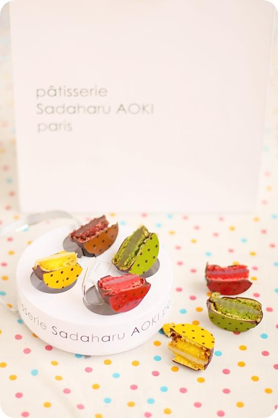 Chocorons from Sadaharu AOKI