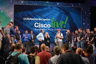 John Chambers at Cisco Live 2013 Orlando