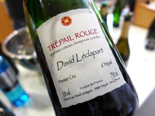 Leclapart Trepail Rouge