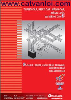 thang cáp, khay cáp, máng cáp, miệng gió, ống luồn dây điện, ống ruột gà lõi thép, flexible conduit, steel conduit 14
