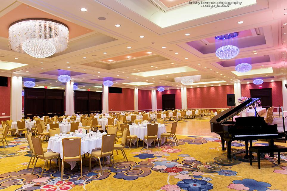 Ambassador Ballroom Amway Grand