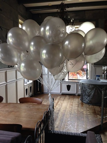 Heliumballonnen Wapen van Poortugaal
