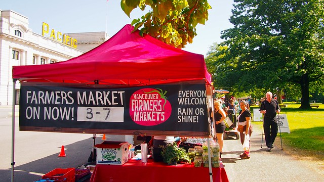 Main Street Station | Vancouver Farmers Market