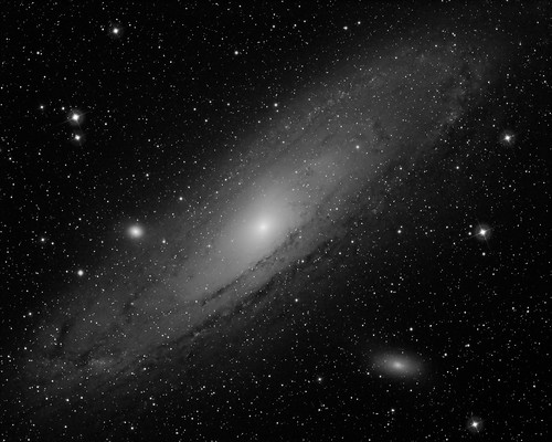 M31 this morning. by Mick Hyde