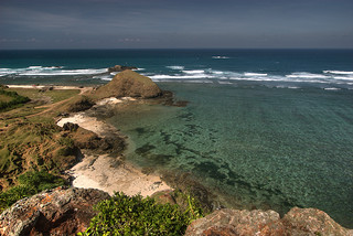 Kuta Lombok from Above