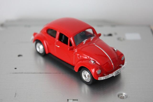 [Welly] Volkswagen Beetle