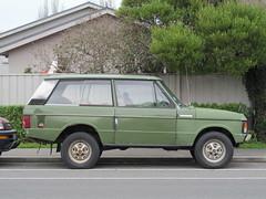 automobile, sport utility vehicle, first generation range rover, family car, vehicle, land vehicle,