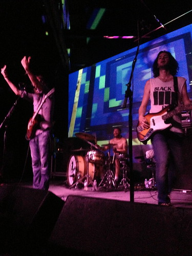 Rx Bandits @ the Glasshouse 8.1.13