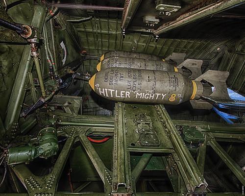 B-17 Bomb Bay