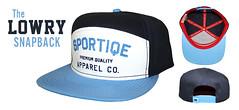 Sportiqe Lowry Snapback Hat