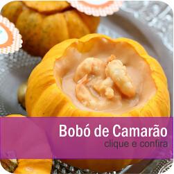 Bobó de Camarão