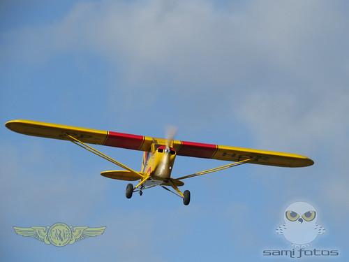 Repaginação de um Piper J-3 para um Neiva P56 C Paulistinha  9546806890_7bbe2be6dd