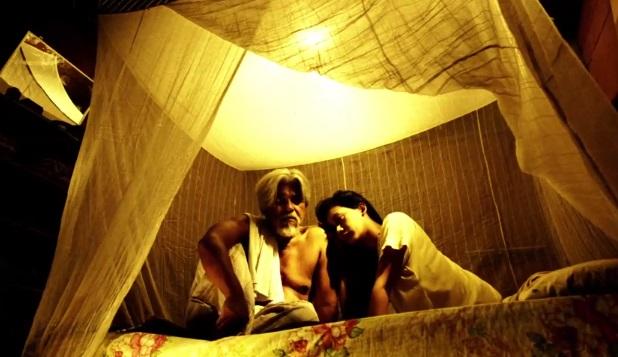 Aksi Ranjang Marsha Milan & Wan Hanafi Su Dalam Filem Laga