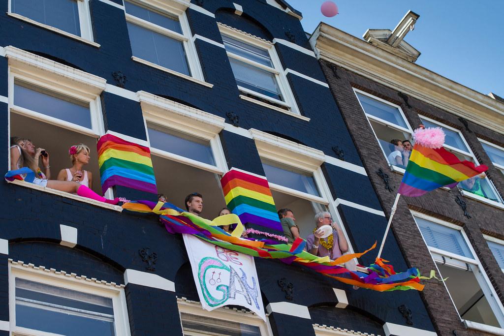 同性恋骄傲阿姆斯特丹