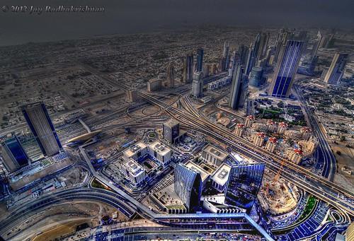 Dubai Skyscrappers