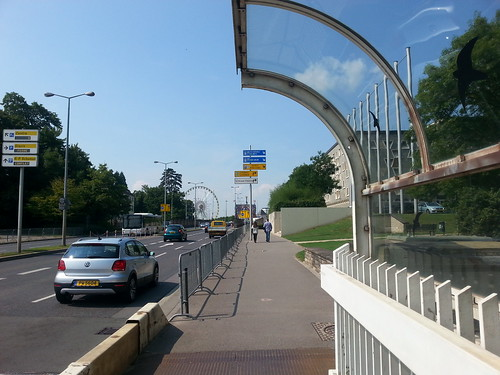 way to Schueberfouer