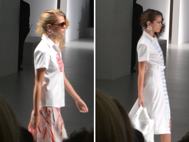 Daisybutter - UK Style and Fashion Blog: holly fulton ss14, lfw, london fashion week