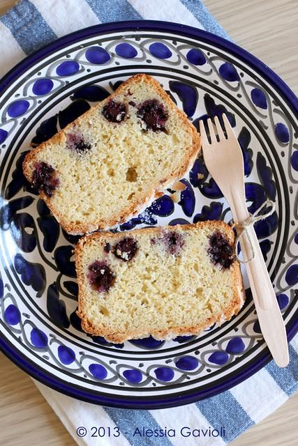 cake more e farina di farro