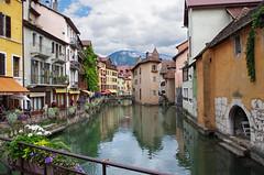 Annecy (Haute-Savoie).