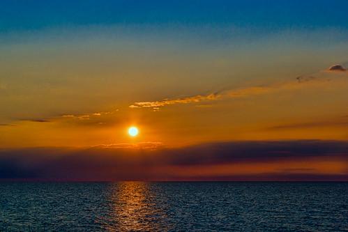 unitedstates sunsets indiana michianashores
