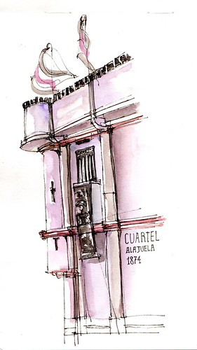 Cuartel, Alajuela, Costa Rica by crclapiz