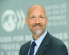 William Danvers, Deputy-Secretary General of the OECD
