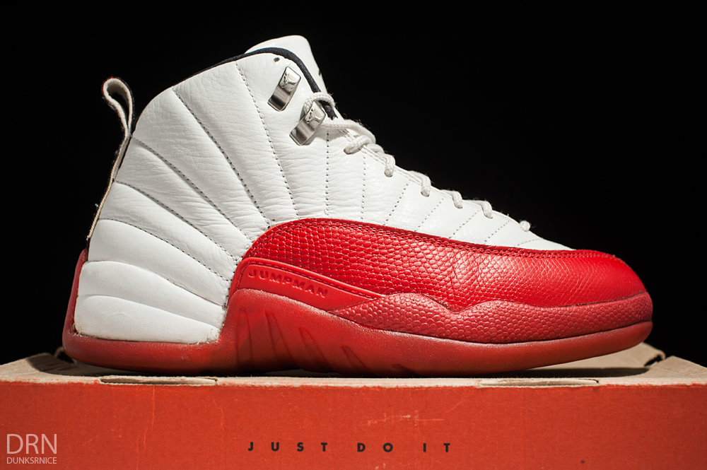 1997 White & Red XII's.