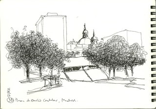 Plaza de Emilio Castelar, Madrid