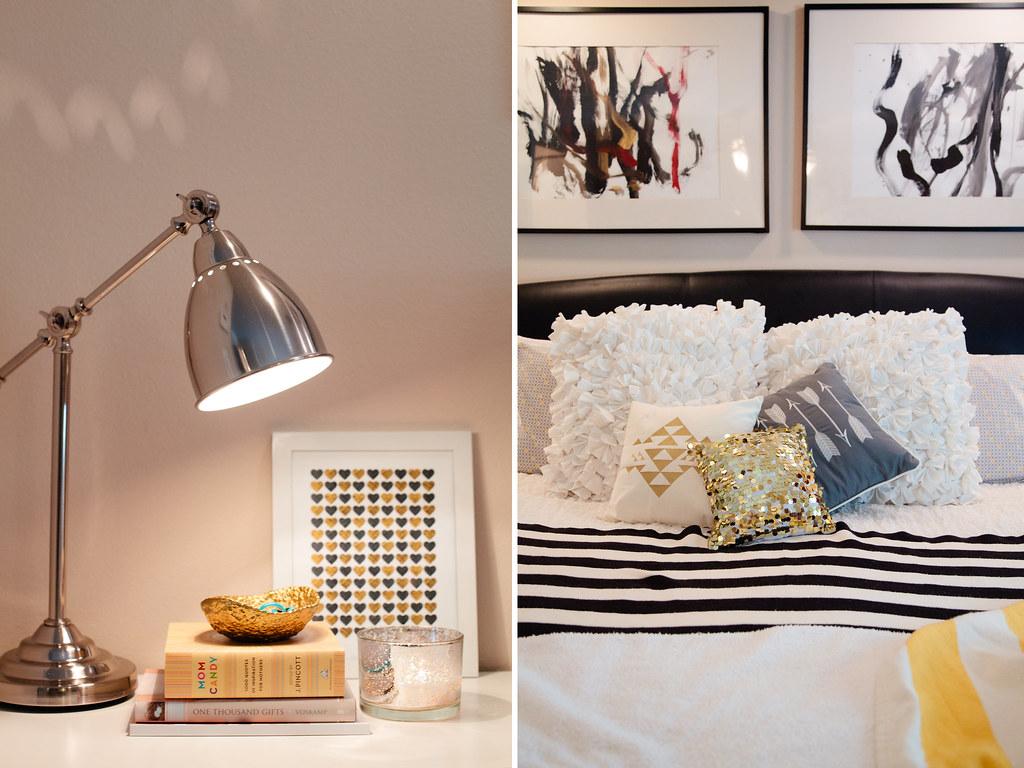 Master Bedroom Nursery makeover30 - Master Bedroom + Nursery Nook by popular Florida lifestyle blogger Fresh Mommy Blog