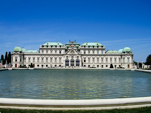 Upper Belvedere | Vienna, Austria