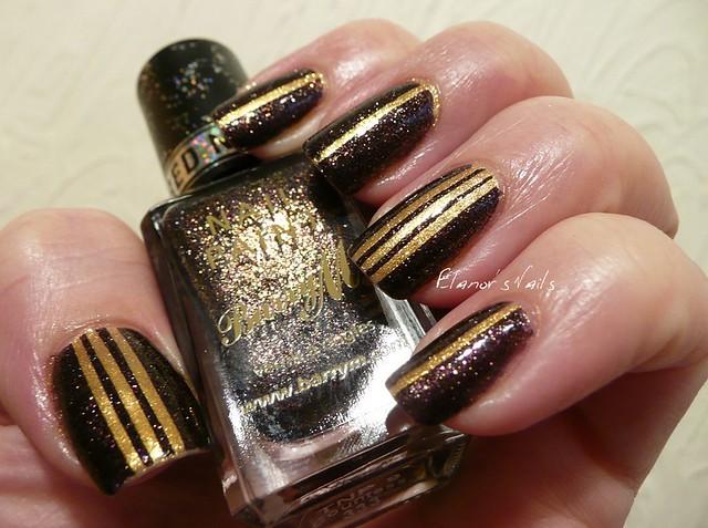 countess + gold shiny 2
