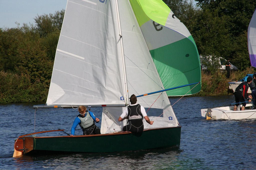 Gp14 The Nottingham Sailing Club