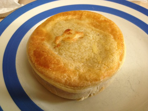 Tuna Mornay Pie