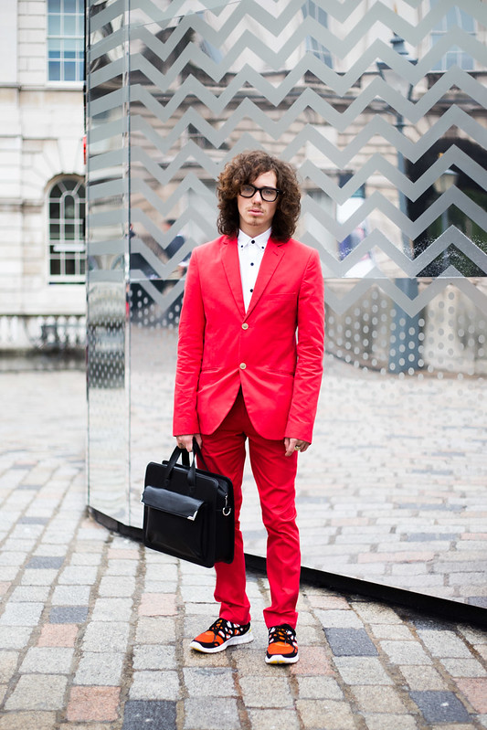 Street Style - Harry, London Fashion Week