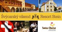 Švýcarský víkend v Resortu Stein