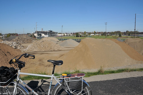 New section of Columbia Slough path-7