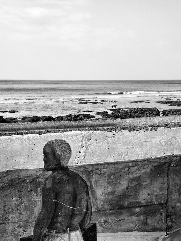 阿嘉看海的地方