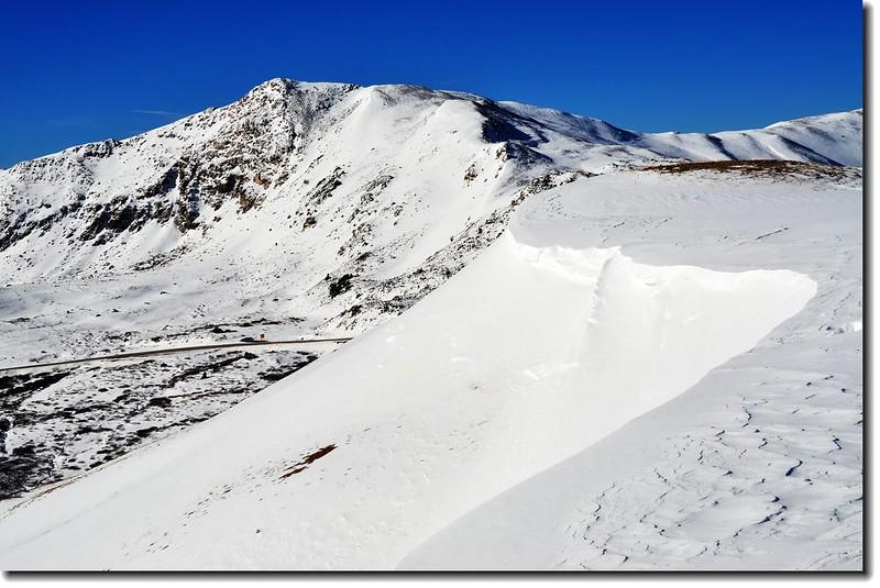 Loveland Pass  山景 6