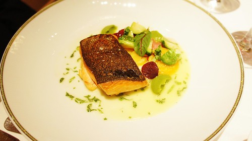 Pan Roasted Wild Sockeye Salmon