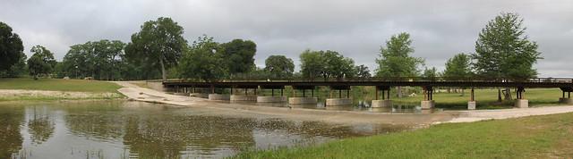 By the River Bridge