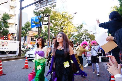 Kawasaki Halloween Parade 2013 20