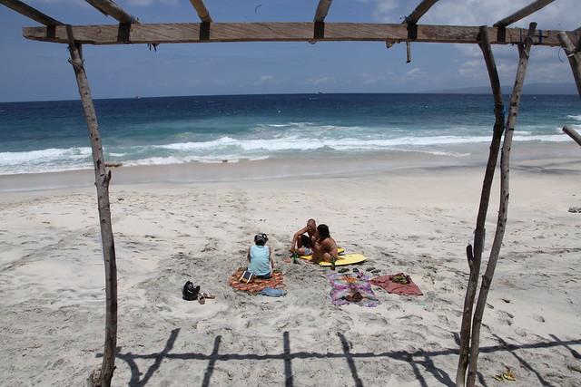 Padang Bai Beach, Bali