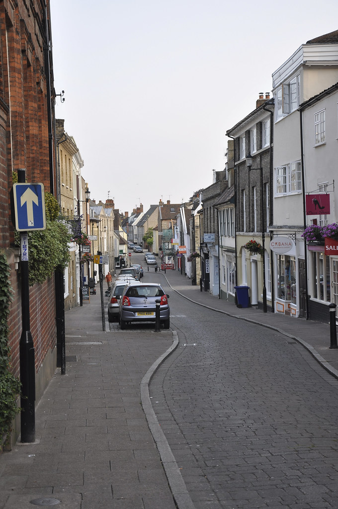 Hotels In Bury St Edmunds Town Centre
