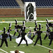 Michigan Marching Band State Finals - program end