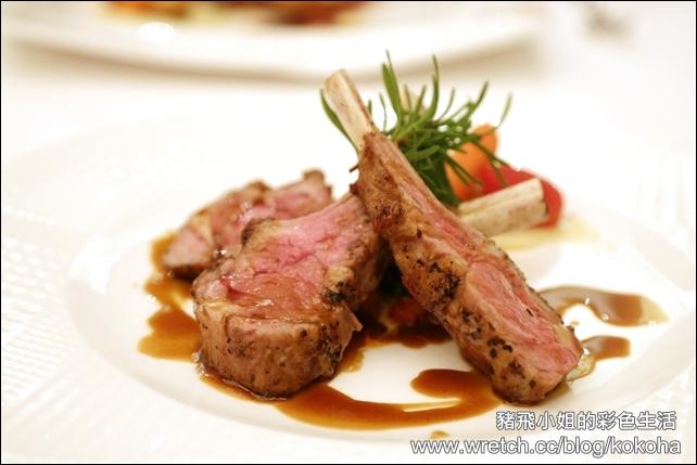 台中‧夏蒙法國料理 (17)