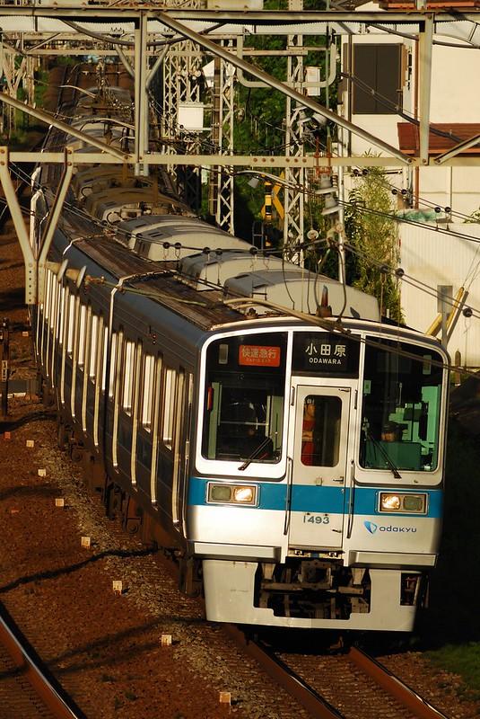 Odakyu Series 1000