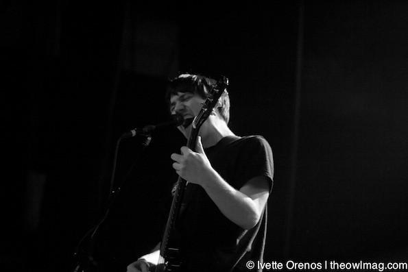 Desaparecidos @ Fonda Theatre,LA 11/4/13