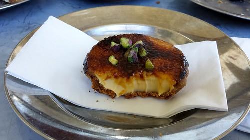 Bourke Street Bakery: Ginger Brulee Tart
